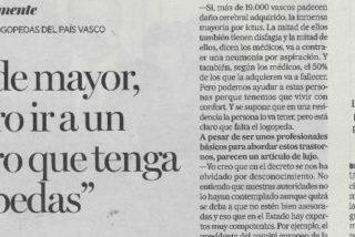 logopedia en centros de mayores en Euskadi